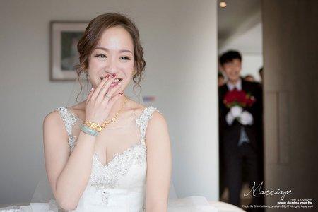 台南晶英酒店婚禮攝影joey+oyang|高雄婚攝dna平方