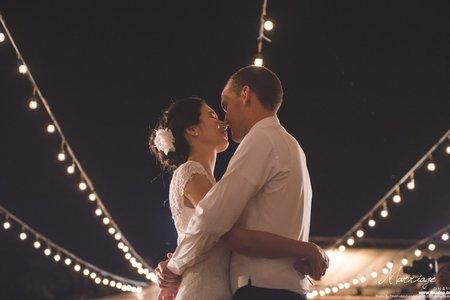 《婚攝》ferez+felicidad/真福山教堂婚禮&東港福灣晚宴