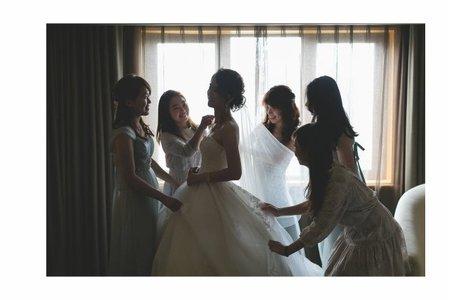 《婚攝》hedi&michalle/高雄國賓大飯店