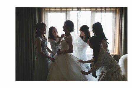 《婚攝》michalle&heidi/高雄國賓大飯店