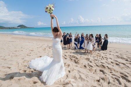 《婚禮攝影》jason+vega/墾丁夏都沙灘酒店