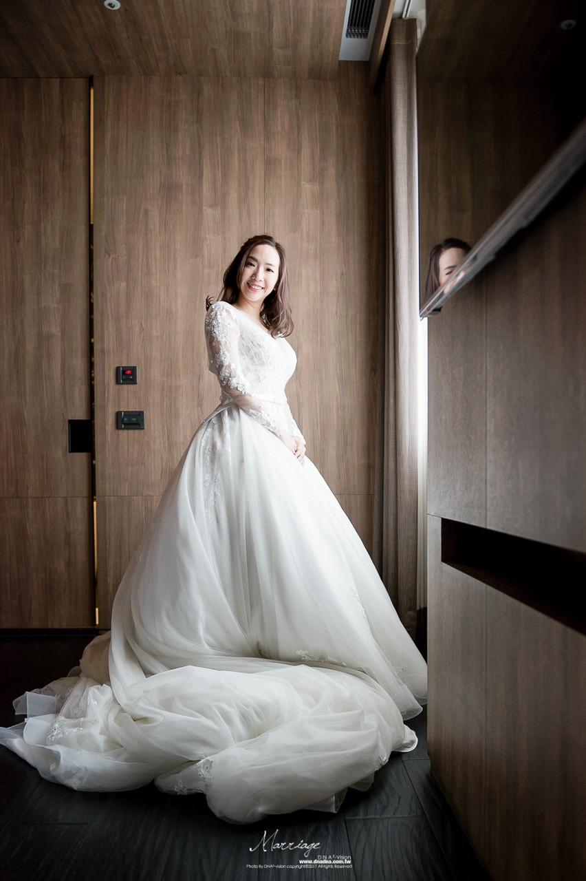 《婚攝》cliff&annie︱台鋁晶綺盛宴黃金廳-13 - 高雄婚攝dna平方婚禮攝影/海外自助婚紗《結婚吧》