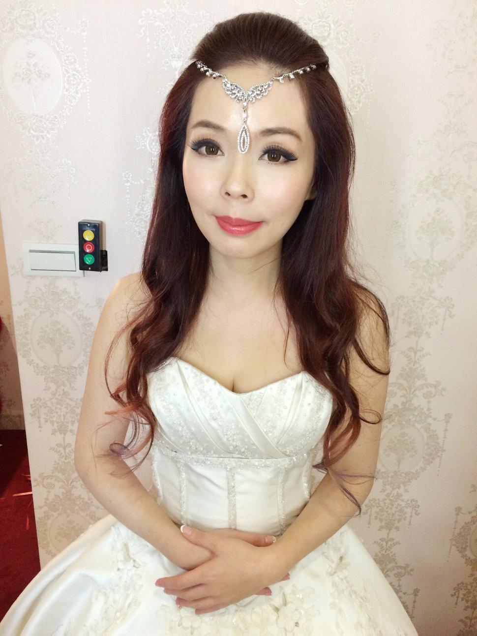 芸庭 ♥ 婚宴造型 ♥(編號:433513) - Amy C. Makeup Studio - 結婚吧