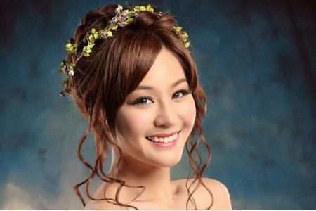 Winnie Wu ♥ 新娘造型 ♥