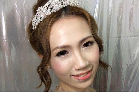 小蘭 新娘造型