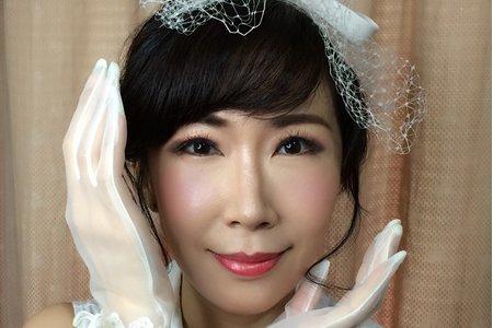 安倫 新娘造型