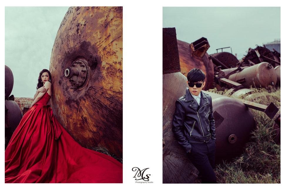 Kavis & Peishan  個性婚紗(編號:433783) - MS 婚紗攝影工作室 - 結婚吧一站式婚禮服務平台