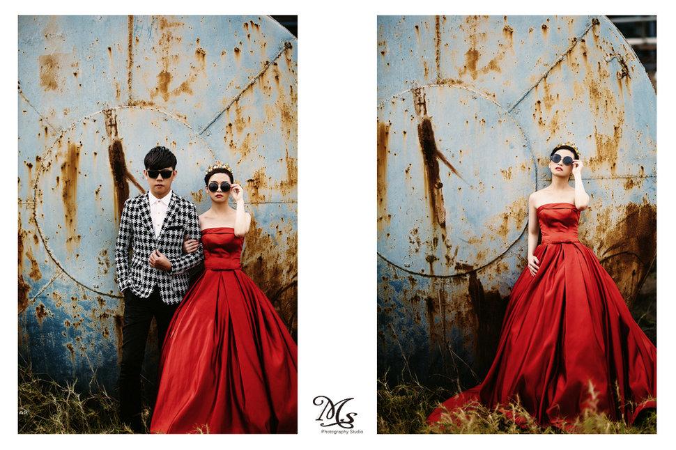 Kavis & Peishan  個性婚紗(編號:433787) - MS 婚紗攝影工作室 - 結婚吧一站式婚禮服務平台
