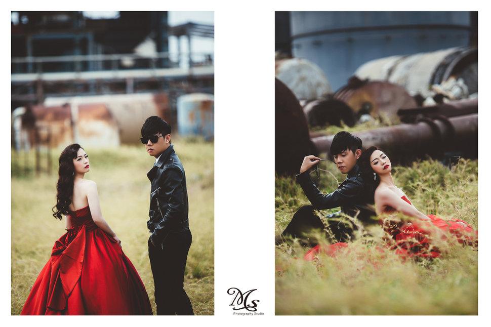 Kavis & Peishan  個性婚紗(編號:433789) - MS 婚紗攝影工作室 - 結婚吧