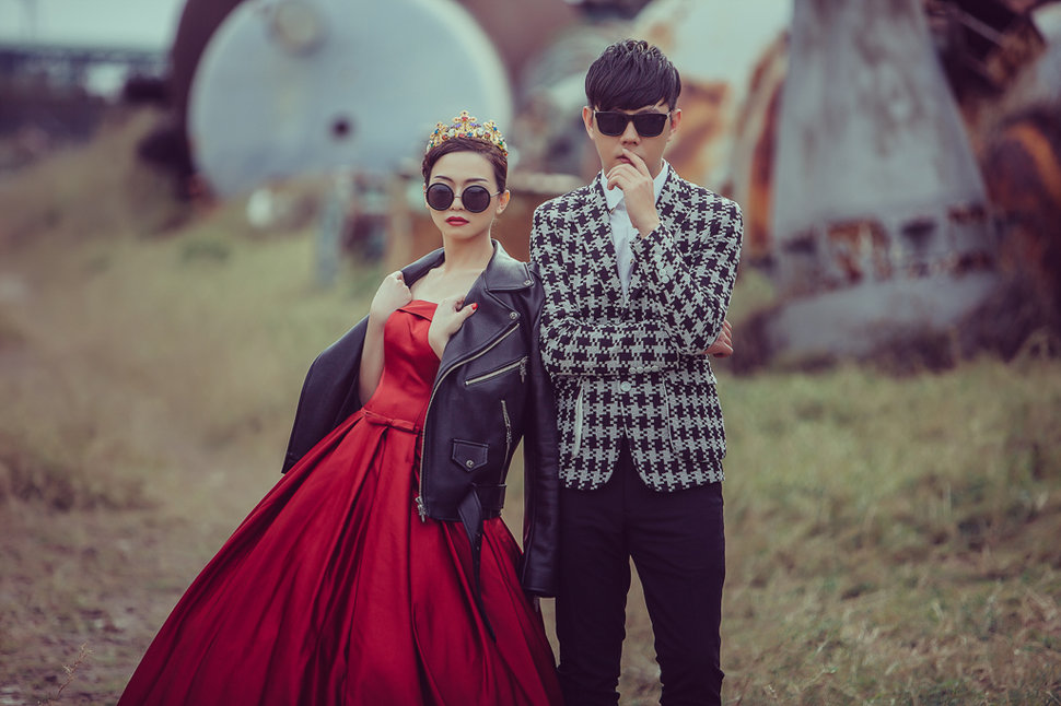 Kavis & Peishan  個性婚紗(編號:433796) - MS 婚紗攝影工作室 - 結婚吧一站式婚禮服務平台