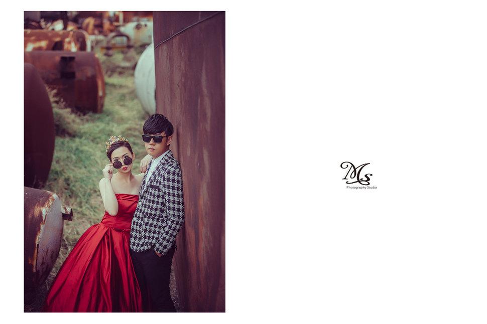 Kavis & Peishan  個性婚紗(編號:433798) - MS 婚紗攝影工作室 - 結婚吧一站式婚禮服務平台