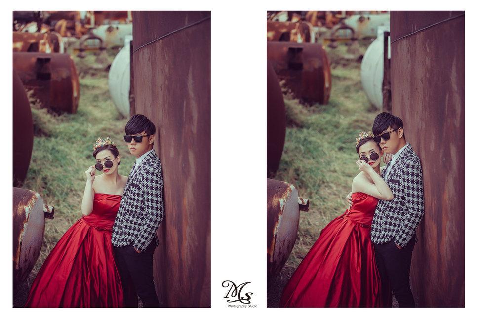 Kavis & Peishan  個性婚紗(編號:433801) - MS 婚紗攝影工作室 - 結婚吧