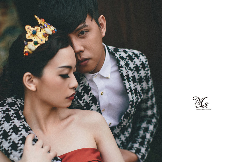 Kavis & Peishan  個性婚紗(編號:433805) - MS 婚紗攝影工作室 - 結婚吧一站式婚禮服務平台