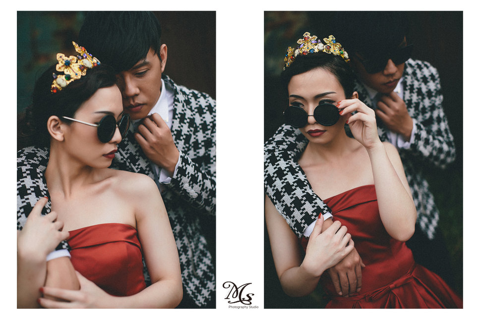 Kavis & Peishan  個性婚紗(編號:433809) - MS 婚紗攝影工作室 - 結婚吧一站式婚禮服務平台
