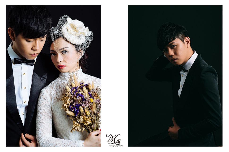 Kavis & Peishan  個性婚紗(編號:433812) - MS 婚紗攝影工作室 - 結婚吧