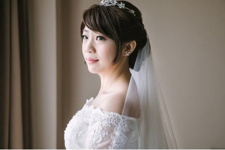 婚禮攝影 | Ching+Rebecca / 台北@福容大酒店&全國婚宴會館