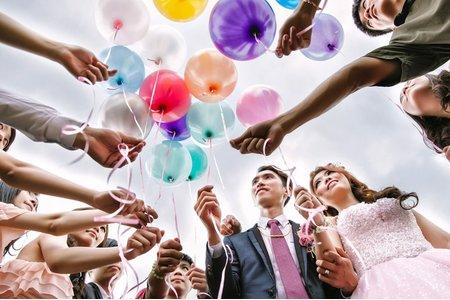 婚禮攝影 | Raymond+Jocelyn / 台中@心之芳庭