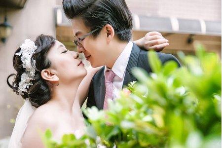 婚禮攝影 | Jason+Judy / 台北@京采飯店