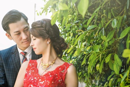 婚禮攝影 | Yu+Ke / 桃園@南方莊園渡假飯店