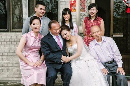 婚禮攝影 | Neal+Joy / 宜蘭@龍園會館