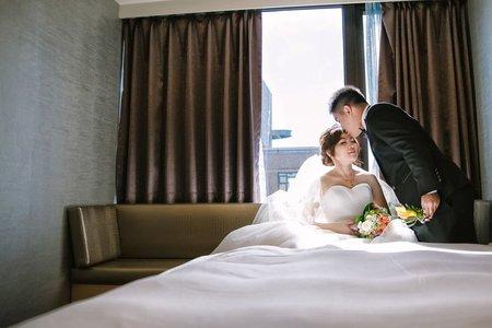 婚禮攝影 | Jason+Hsinying / 台北敦化@果然匯