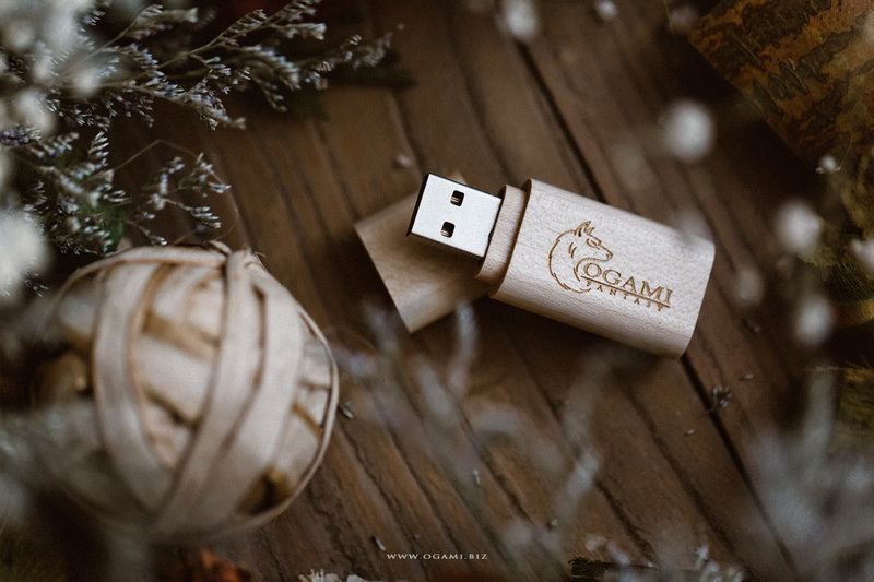 大神獨家設計獻禮 USB