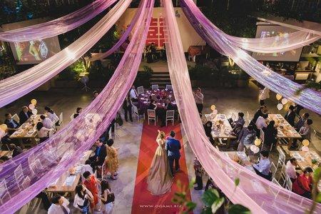 婚禮攝影 | Red+Lynn / 宜蘭@香草菲菲