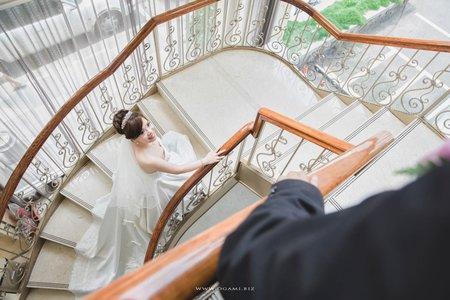 婚禮攝影 | Thomas+Jolee / 台北@富基婚宴會館
