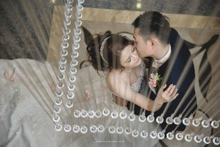 婚禮攝影 | Ben+Sharon / 台北@花園大酒店