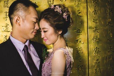 婚禮攝影 | Abel+Celine / 台北@君品酒店