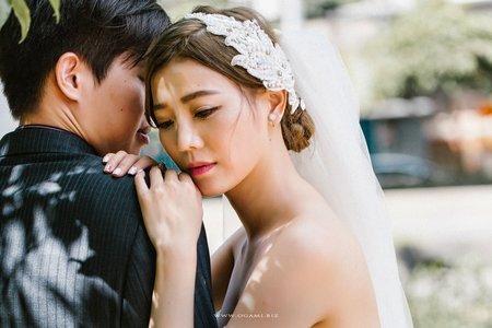 婚禮攝影 | Vic+Ellin / 台北@青青食尚花園會館