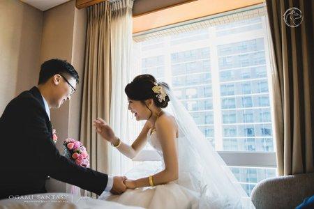 婚禮攝影 | Gary+Toby / 台北@威斯汀六福皇宮