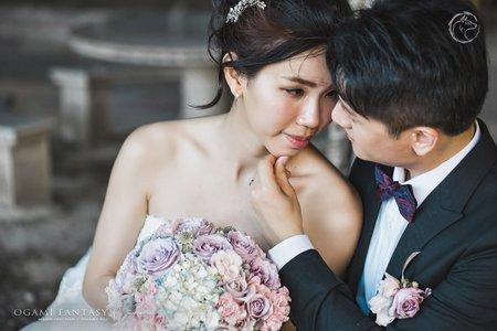 婚禮攝影 | Hung+Cara / 新北@中和華漾大飯店