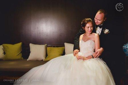 婚禮攝影 | Joseph+Jasmine / 台北@故宮晶華