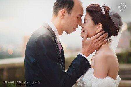 婚禮攝影 | KenLu+Wendy / 新北@翰品酒店