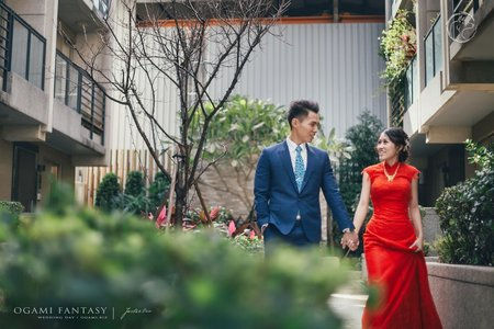 婚禮攝影 | Michael+Allison / 台北@晶品北海宴會館