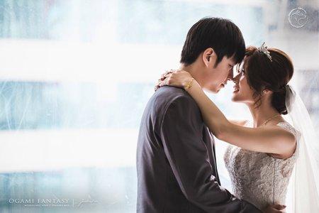 婚禮攝影 | Lin+Fish / 新北@儷宴婚宴館