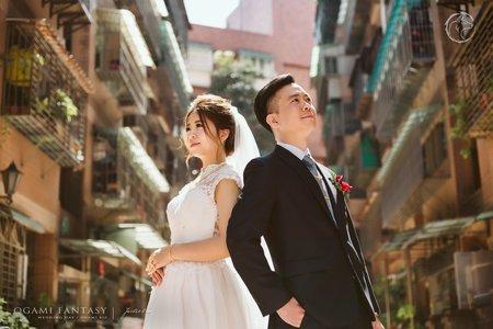 婚禮攝影 | JJ+Janice  / 台北@幸沄海鮮會館