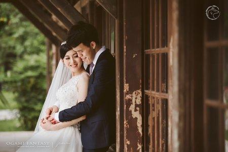 婚禮攝影 | Run+Jill / 台北@寒舍樂樂軒