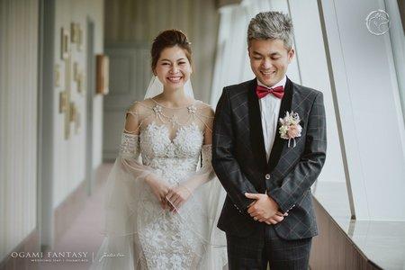 婚禮攝影 |  Koji+Nghi / 台北@雅悅會館