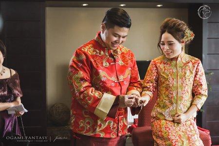 婚攝 WD | Darryl+Ivy / 台北@徐州路2號