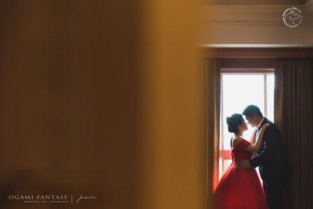 婚禮攝影 | Wayne+Freda / 宜蘭@礁溪長榮鳳凰酒店