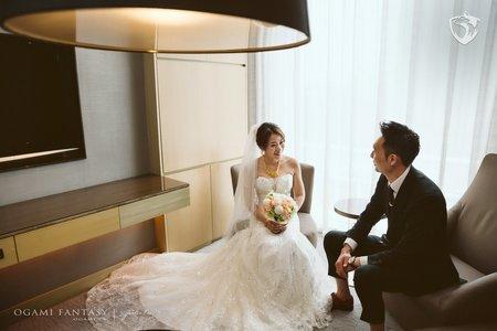 婚禮攝影 | Ryan+Iris / 台北@寒舍艾美酒店
