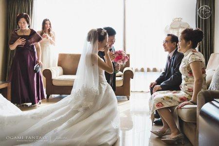 婚禮攝影 | Darryl+Ivy / 台北@徐州路2號
