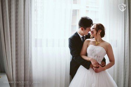 婚禮攝影 | Roger+Pei / 台北@新莊典華婚宴廣場