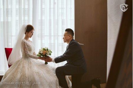 Jeff+Cindi | 台北@寒舍艾美酒店