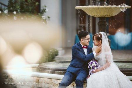 婚禮攝影 | Peter+Hannah | 宜蘭@香格里拉冬山河渡假飯店