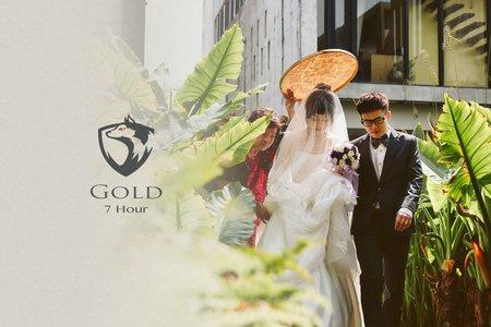 婚攝 Gold / 7H