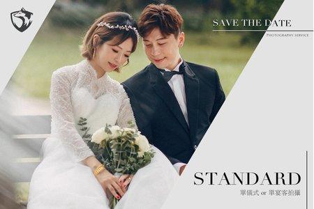 婚禮攝影 STANDARD