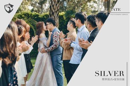 婚禮攝影 SILVER